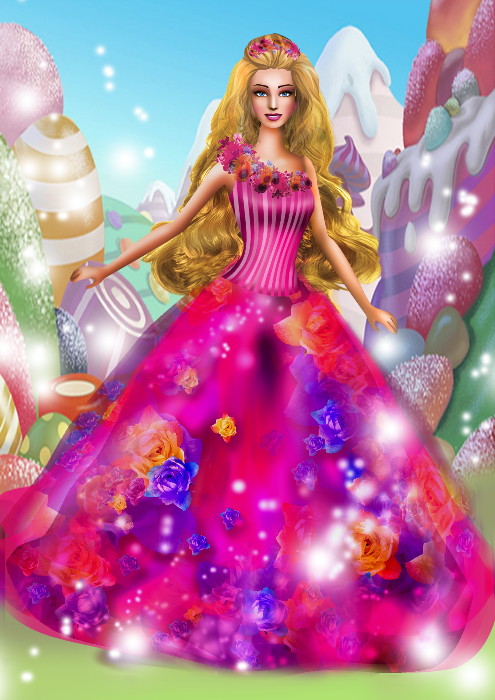 Barbie Secret Door Barbie Secret Door Fan Art