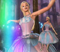 Odette's Pink and Blue Ballet Tutu - barbie-movies fan art