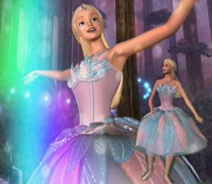 Odette's পরাকাষ্ঠা and Blue Ballet Tutu