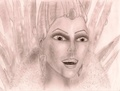 The snow Queen from Pink Shoes! - barbie-movies fan art