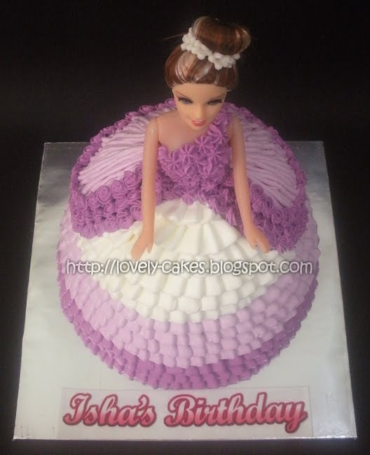 Download Barbie Cake Images : Barbie Cake - Barbie Movies Photo (36746922) - Fanpop