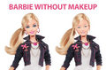 BARBIE WITHOUT MAKE-UP ^^ - barbie-movies photo