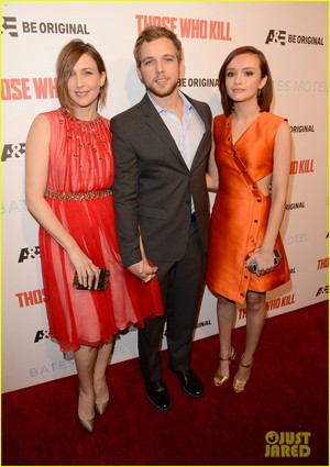Max Thieriot, Vera Farmiga, Olivia Cooke Celebrate Bates Motel Season 2