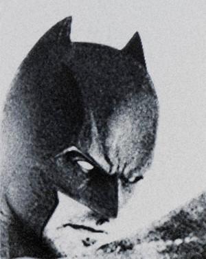 First Look of Ben Affleck's Batman?