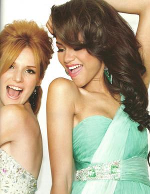 Bella Thorne and Zendaya :D