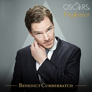 The Oscars Presenter - Benedict Cumberbatch
