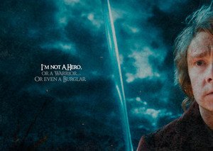 Bilbo - Not a Hero
