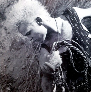 Billy Idol From Whiplash Smile 1986 Wallpaper