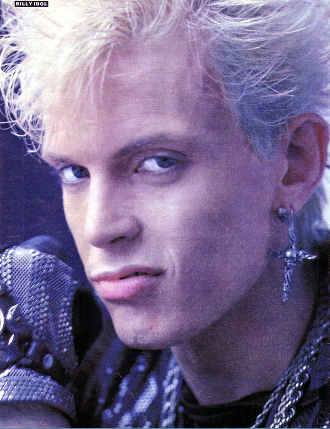 Billy Idol To Be A Lover