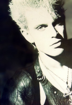 Billy Idol 1986 edited bởi Grzegorz R