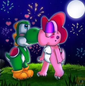 Yoshi & Birdo