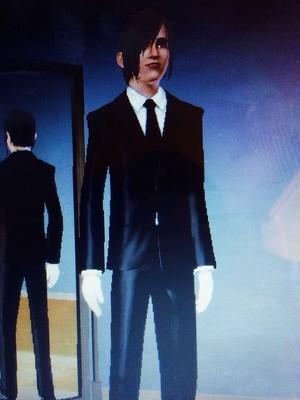 Sebastian on Sims 3