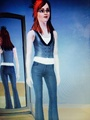 Grell on the Sims 3 - black-butler photo
