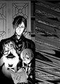 kuroshitsuji manga ~ - black-butler photo