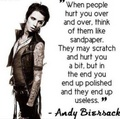 Andy Sixx Citazioni