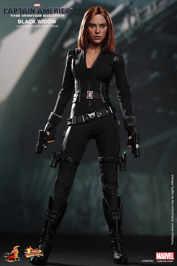 Captain America: The Winter Soldier - Black Widow Toy ...Captain America 2 Poster Black Widow