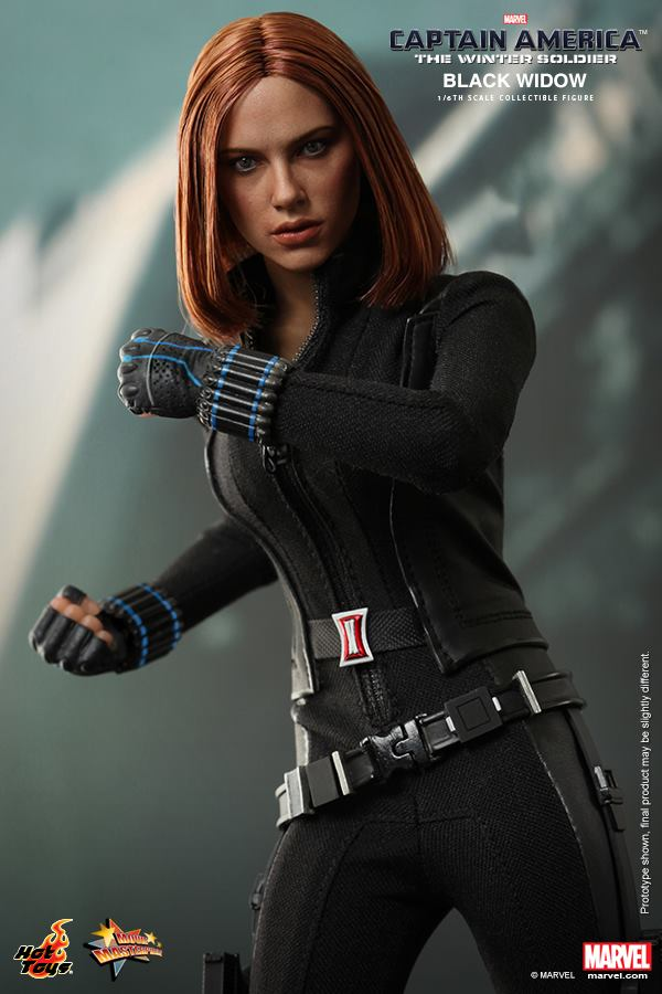 Black widow captain america the winter soldier black widow toy