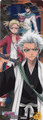 Toushiro Hitsugaya, Hiyori and Lisa - bleach-anime photo