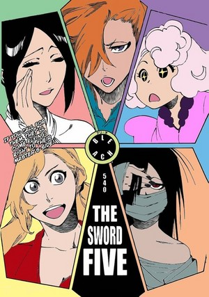 *The Sword Five*