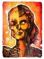 BONES AND BONES - bones fan art