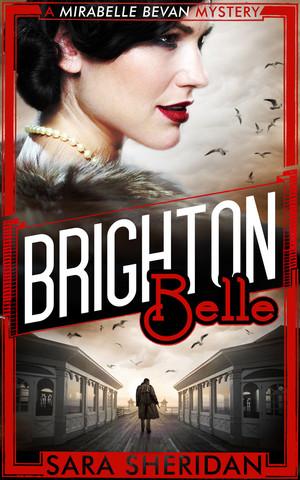 Brighton Belle sejak Sara Sheridan