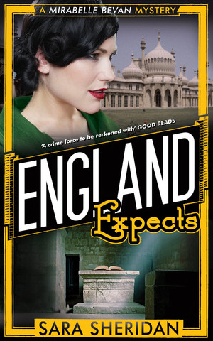 England Expects door Sara Sheridan