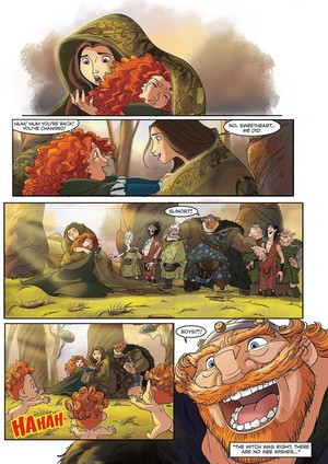 ব্রেভ Comic
