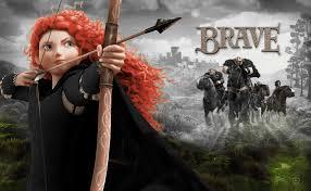Merida the Ribelle - The Brave