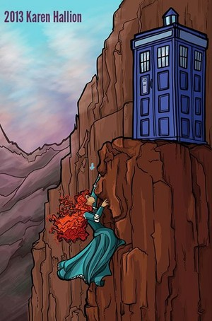 Ribelle - The Brave and dr. who