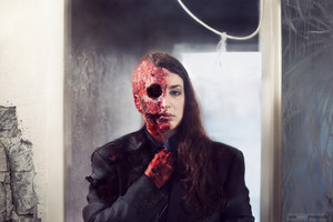 Remake of Break Bad Gus Fring's Death door Anna Roberts Photography