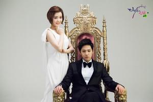 Choi Kang Ju and Na Doo Rim