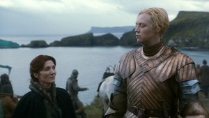 Brienne of Tarth Screencaps