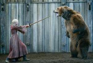 Brienne vs the Bear