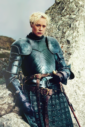 Brienne of Tarth - Season 4 Promo