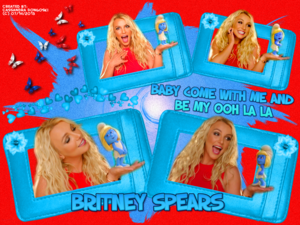 Britney Spears Ooh La La