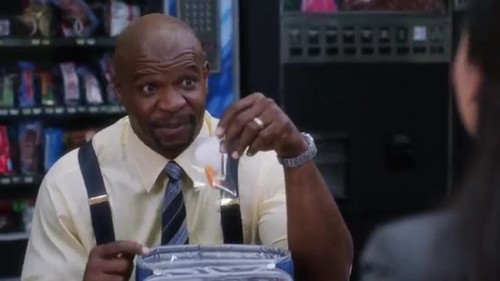 Brooklyn Nine-Nine 壁纸 titled light lunch