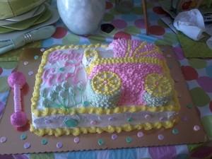 douche cakes