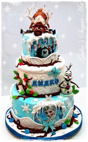 nagyelo Cake