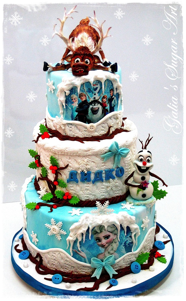 Cake Images With Frozen : Cakes images Frozen Cake HD wallpaper and background ...