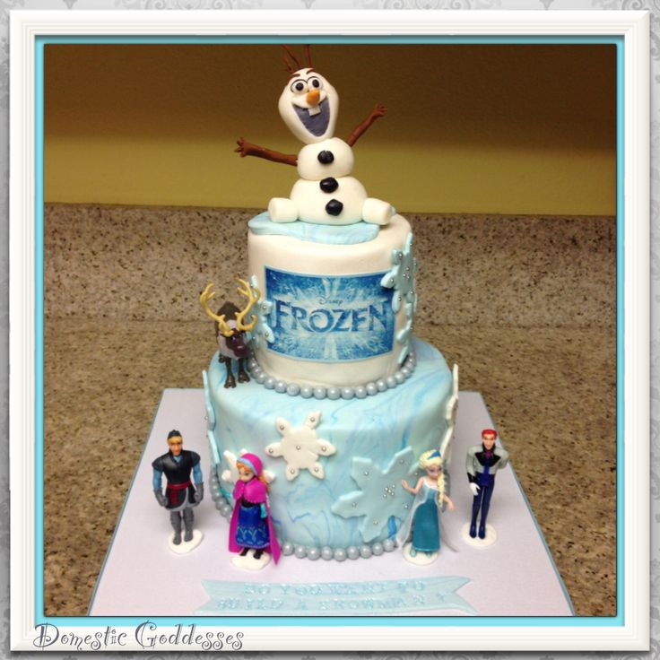 Cake Images With Frozen : Frozen Cake - Cakes Photo (36769290) - Fanpop - Page 2