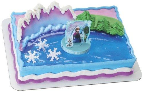 Cakes wallpaper titled Frozen Cake