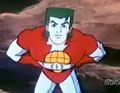 Captain Planet annoyed