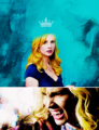 let  them  eat  cake - caroline-forbes fan art