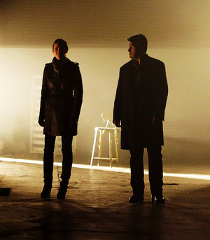 istana, castle and Beckett-Promo pic 6x18