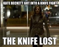 Kate Beckertt Meme - castle fan art