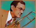 Glenn Miller - celebrities-who-died-young fan art