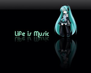 Life is 음악