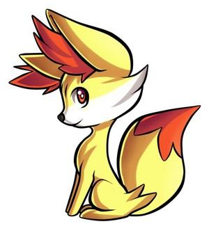 Fenniken Pokemon