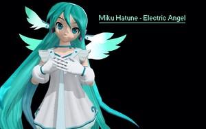 Hatsune Miku- electric angel