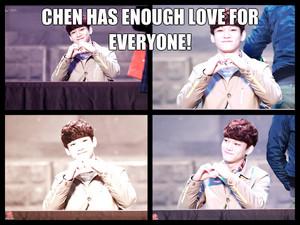 Chen's upendo